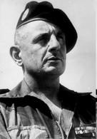 A 2A >> PHOTO ALGERIE >> Général BIGEARD Du 3ème Régiment De Parachustistes Année 1957-58 - TRES BON ETAT - Aviation