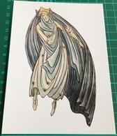 Artist ~ Fay Pomerance ~ Ballet Project 1967, Veiled Shekinah, Principal Dancer. - Paintings