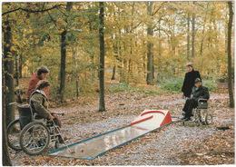 MINI GOLF / MIDGET GOLF - Doorn - F.D. Roosenvelthuis - Midgetgolfbaan Voor Gehandicapten - Rolstoel/Wheelchair (Holland - Postkaarten