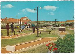 MINI GOLF / MIDGET GOLF - Cadzand - Midget Golfbaan - (Holland) - Postkaarten