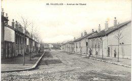 Carte Postale Ancienne De VAUZELLES - Other Municipalities