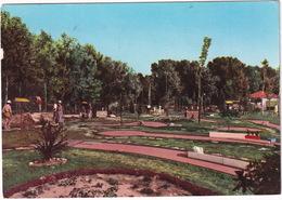 MINI GOLF / MIDGET GOLF - Lido Di Jesolo - Minigolf - (Italia) - 1958 - Postkaarten