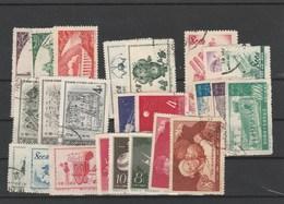 CHINA - 19-05-11. 24 USED STAMPS - 1949 - ... République Populaire
