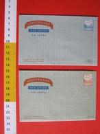 PC.1 ITALIA INTERO POSTALE AEROGRAMMA NUOVO - 1960 REPUBBLICA 60 + 110 LIRE AEROGRAMME PAR AVION MONTAGNA AIR AEREO - Geologia