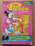Disney - Picsou Magazine ° Année 1984 - N°166 - Picsou Magazine