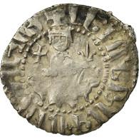 Monnaie, Armenia, Levon I, Tram, 1198-1219 AD, TB+, Argent - Armenia