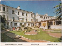 MINI GOLF / MIDGET GOLF - Torquay - Templestowe Hotel : Novelty Golf  - (England) - Postkaarten