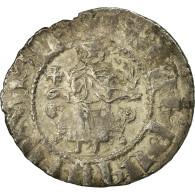 Monnaie, Armenia, Levon I, Tram, 1198-1219 AD, TB+, Argent - Arménie