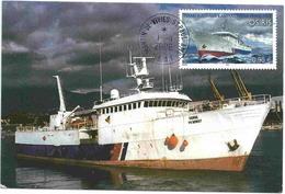 YT 594 - Bateau Osiris - Patrouilleur Des Affaires Maritimes - Terres Australes Et Antarctiques Françaises (TAAF)