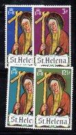 APR712 - ST. HELENA 1971, Serie Yvert N. 243/246 Nuovo ***.  (2380A)  PASQUA - Isola Di Sant'Elena