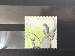 Oostenrijk / Austria - Parlement Wenen (20) 2015 - 2011-... Afgestempeld