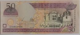 Billet De République Dominicaine De 50 Pesos Oro 2003 Neuf/UNC Pick 170 - Dominicana