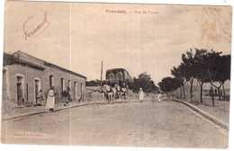 CPA ALGERIE.FRENDAH.RUE DE TIARET.DILLIGENCE - Algérie
