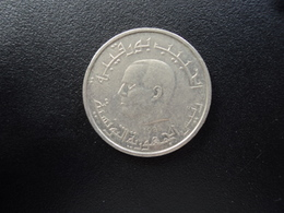 TUNISIE : 1/2 DINAR  1983  KM 303      SUP - Tunisia