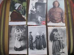 Lot De 24 Cartes Costumes Et Et Traditions Diverses - Costumes