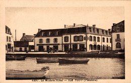 5569 -2019     ILE TUDY    LE MODERN HOTEL - Ile Tudy