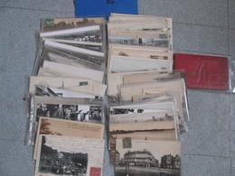 Lot De  55 Cartes De La Manche Dpt 50 . Petites Et Moyennes Cartes En Pochettes . Depart 1 Euro - Cartes Postales