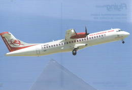 Alliance Air ATR 72-600 Air India F-WKVC Connecting India At Toulouse - 1946-....: Era Moderna