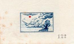 Vignette Croix Rouge N°122 - Commemorative Labels