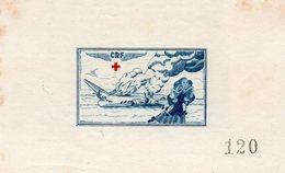 Vignette Croix Rouge N°120 - Commemorative Labels
