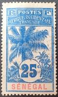 R3536/1208 - 1906 - COLONIES FR. - SENEGAL - N°37 ☉ - CàD - Sénégal (1887-1944)