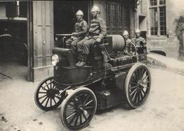 75 - PARIS - 1900 - LES POMPIERS (REPRODUCTION) - Other