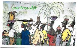 CH. BOIRAU RETOUR DU MARCHE - EQUILIBRE - Altre Illustrazioni