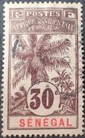 R3536/1209 - 1906 - COLONIES FR. - SENEGAL - N°38 ☉ - CàD - Sénégal (1887-1944)