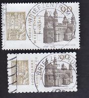 Allemagne: Centenaire De La Cathédrale Saint Pierre De Worms  YT 3174/75 - [7] Federal Republic