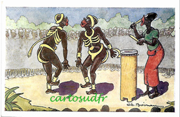 CH. BOIRAU - LE TAM-TAM - Altre Illustrazioni