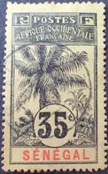 R3536/1210 - 1906 - COLONIES FR. - SENEGAL - N°39 ☉ - CàD - Sénégal (1887-1944)