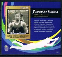 Bloc Sheet Jeux Olympiques Champions Olympic Amsterdam 1928  Neuf  MNH **  Palau 2016 - Summer 1928: Amsterdam