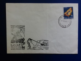 Cover - Antarctica - New Zealand - Carnelian 1985 - Ross Dependency (New Zealand)