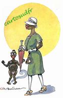 CH. BOIRAU - LES BIENFAITS DE LA CIVILISATION APRES - Altre Illustrazioni
