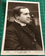 RT. Reverend Cosmo Gordon Lang ~ Bishop Of Stepney - Other