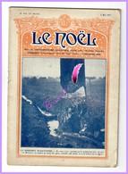 """N° 1141 - 3 Mai 1917  """" LE NOËL """" Revue Hebdomadaire Illustrée Pour Les Jeunes Filles (La Barbarie Allemande) - Religion"""