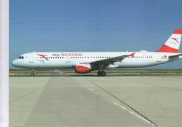 My Austian A321-100 OE-LBC Airbus - 1946-....: Era Moderna