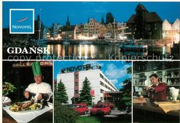 73318584 Gdansk Orbis S. A. Novotel Hotel Restaurant Hafen Gdansk - Polen
