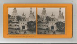 PARIS (75) EXPO 1900 PHOTO STEREOSCOPIQUE 56 ASIE RUSSE (COLLECTION FELIX POTIN) - Stereo-Photographie