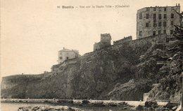 Bastia.......vue Sur La Haute Ville.... - Bastia