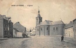 Haine-St-Pierre - L'église - La Louvière