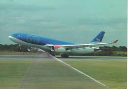 BMI - British Midland A330-200 G-WWBB - 1946-....: Era Moderna