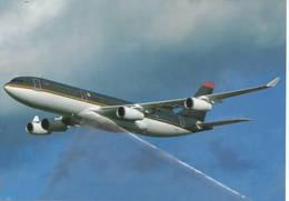 Jordanian Government  Royal A340-211 JY-ABH At Hamburg A.340 - 1946-....: Era Moderna