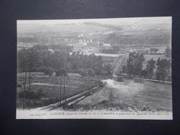 Carte Postale  - LANGRES (52) - Lgne Chemin De Fer à Crémaillère Panorama Quartier De La Gare (2725) - Langres