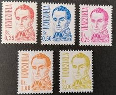 Venezuela 1986 Bolivar Redrawn - Venezuela