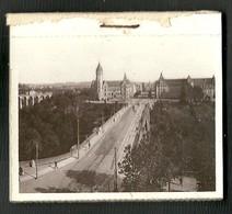 LUXEMBOURG = 1 CARNET DE 10 PHOTOS - Luxemburg - Stad