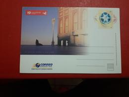 Argentina Entero Postal Festival De Cine Mar Del Plata Sin Circular - Enteros Postales