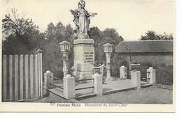 HAMME-MILLE   Monument Du Sacré Coeur. - Bevekom