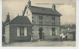 BOISSY LEVIGNEN - Café Restaurant De La Gare - Frankreich