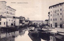 LIVORNO QUARTIERE DI VENEZIA TBE - Livorno